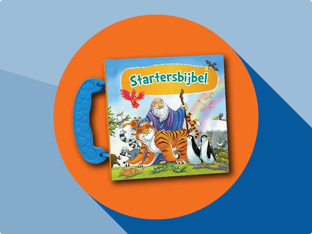 Startersbijbel voor kinderen van 0 - 4 jaar | 20 verhalen over hoe goed God is