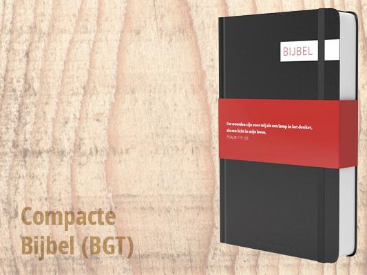 Zwarte compacte Bijbel in Gewone Taal