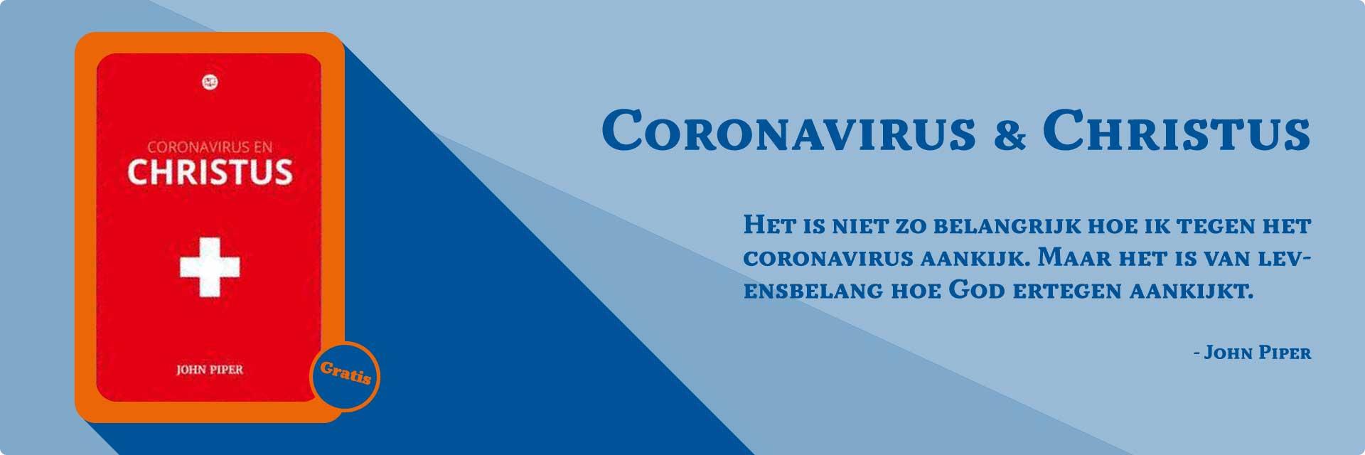 Gratis boek: Coronavirus en Christus