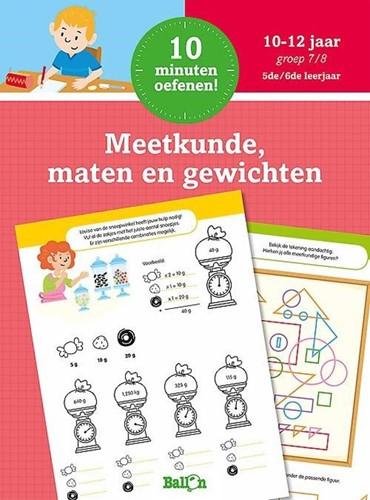 Meetkunde en gewichten (Boek)