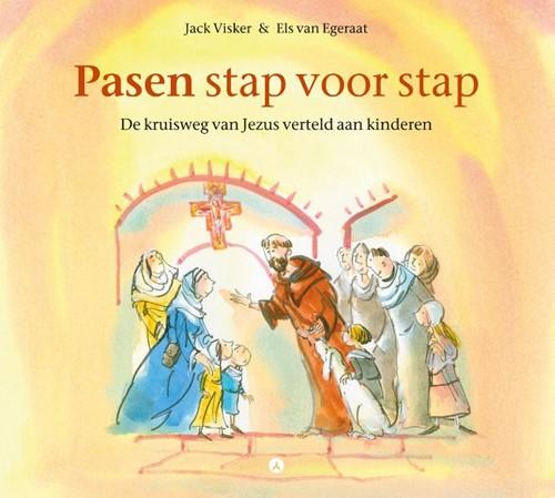 Pasen stap voor stap (Hardcover)