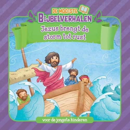 Jezus brengt de storm tot rust (Paperback)