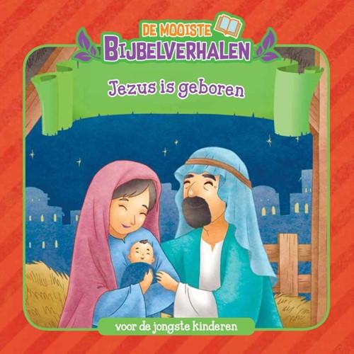 Jezus is geboren (Geniet)