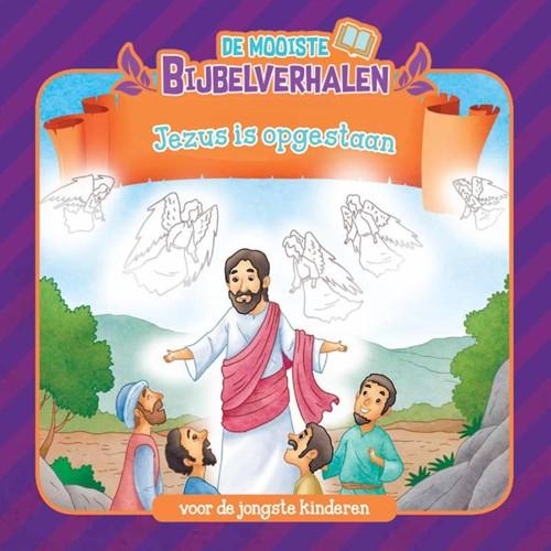 Jezus is opgestaan (Boek)