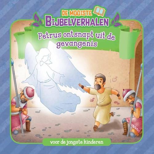 Petrus ontsnapt uit de gevangenis (Boek)