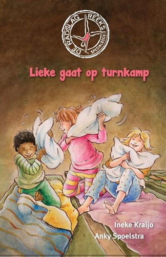 Lieke gaat op turnkamp (Hardcover)