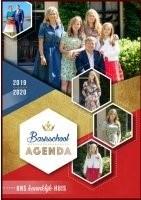 Basisschoolagenda 2019/20 (Hardcover)