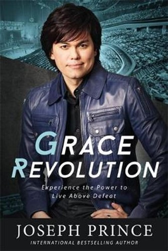 Grace revolution (Boek)