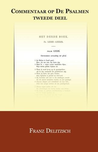 Commentaar op de psalmen (Deel 2) (Paperback)