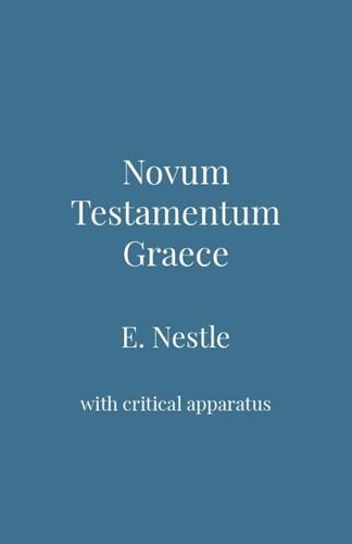 Novum testamentum graece POD (Paperback)
