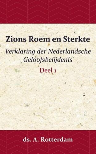 Zions roem en sterkte 1 POD (Paperback)