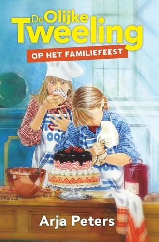 Olijke tweeling op het familiefeest (Hardcover)