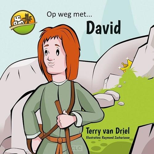 Op weg met David (Hardcover)
