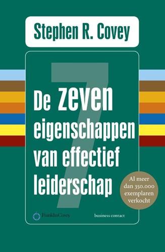 De zeven eigenschappen van effectief leiderschap (Paperback)