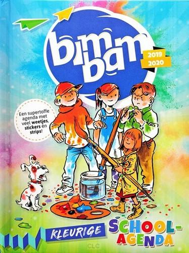 BimBam schoolagenda 2019-2020 (Boek)