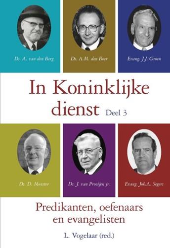 In Koninklijke dienst Deel 3 (Hardcover)