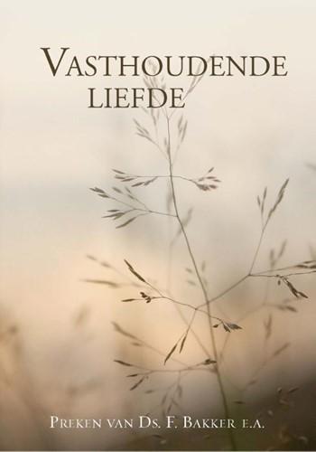 Vasthoudende liefde (Boek)
