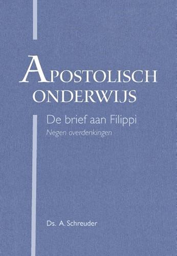 Apostolisch onderwijs (Hardcover)