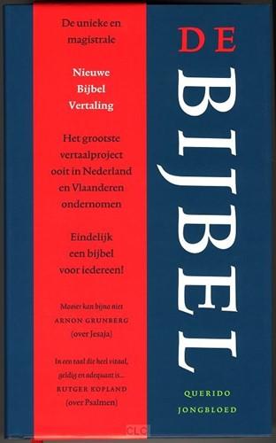 Bijbel nbv literair (Hardcover)
