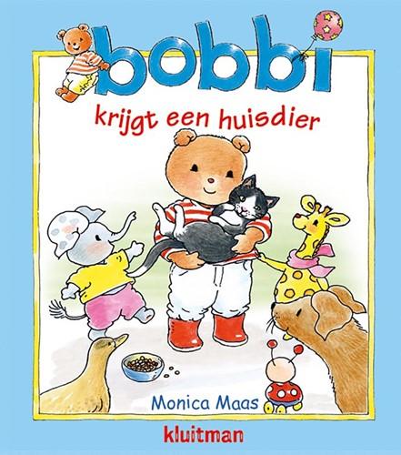 Bobbi krijgt een huisdier (Hardcover)