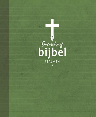 Overschrijfbijbel Psalmen (Paperback)