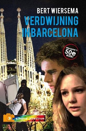 Verdwijning in Barcelona (Hardcover)