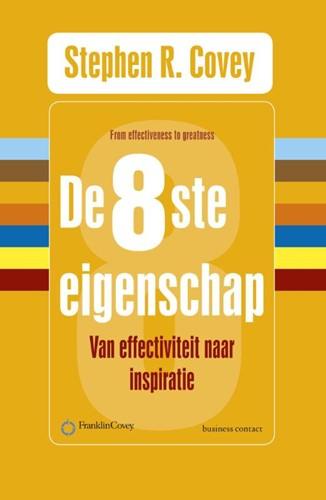 Achtste eigenschap (Paperback)
