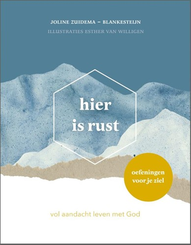 Hier is rust (Hardcover)
