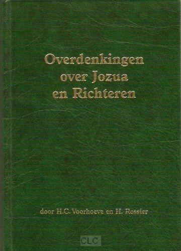 Overdenkingen over Jozua en Richteren (Hardcover)