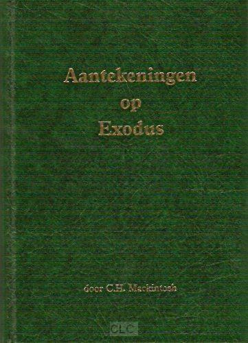 Aantekeningen op exodus (Hardcover)