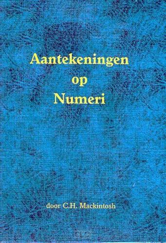 Aantekeningen op numeri (Boek)