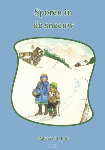 Sporen in de sneeuw (Hardcover)