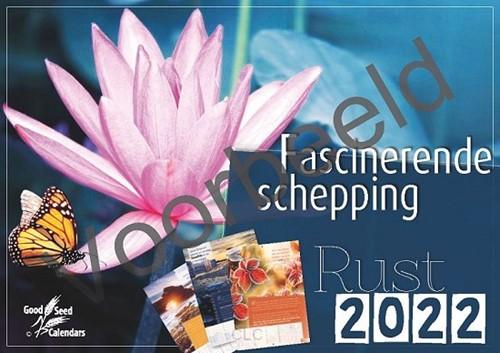 Kalender 2021 Fascinerende scheppng (Kalender)