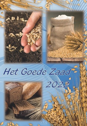 Goede zaad 2020 grote letter a4 hsv (Boek)