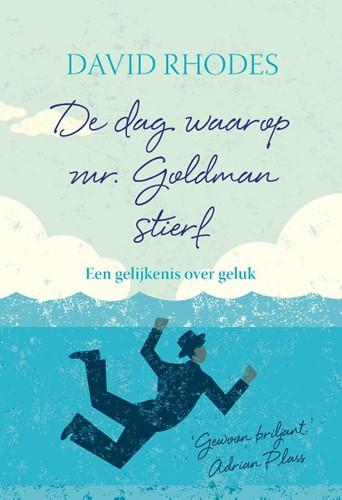 Dag waarop mr goldman stierf (Boek)