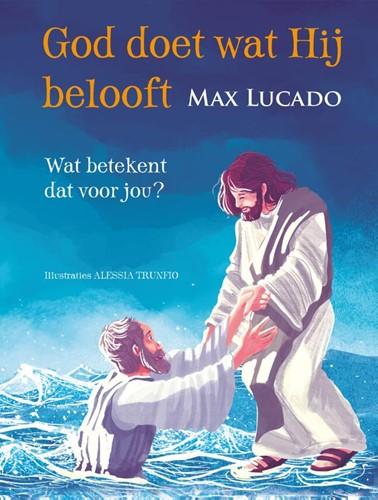 God doet wat Hij belooft (Hardcover)