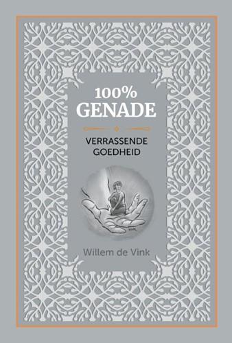 100% genade (Hardcover)