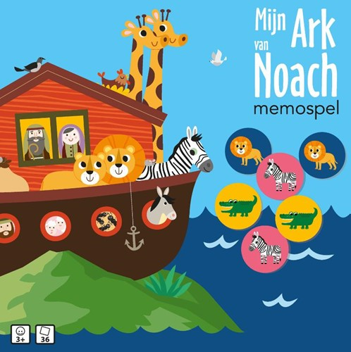 Mijn ark van noach memospel (Spel)