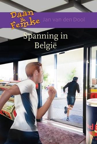 Spanning in belgie (Hardcover)