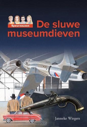 De sluwe museumdieven (Hardcover)