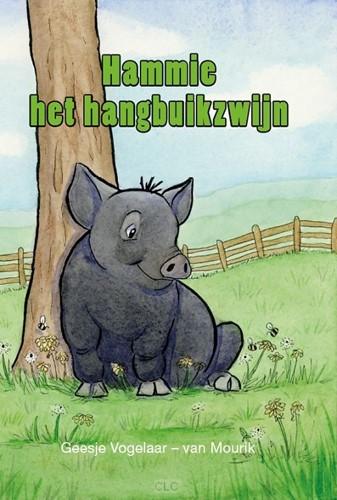 Hammie de hangbuikzwijn (Hardcover)