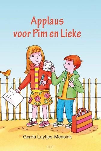 Applaus voor pim en lieke (Hardcover)