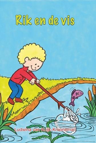 Rik en de vis (Hardcover)