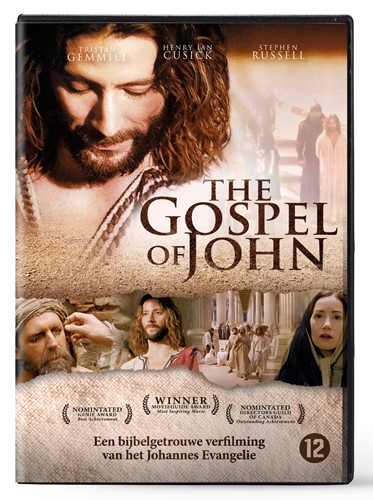 The Gospel Of John (DVD)
