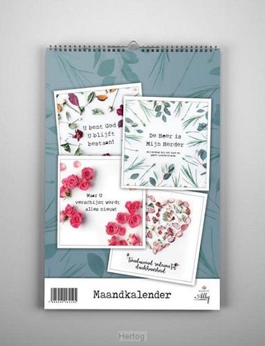 Maandkalender 2020 (Kalender)