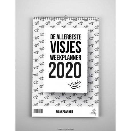 Weekplanner 2020 (Kalender)