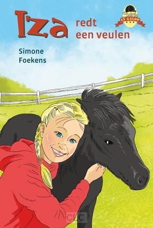 Iza redt een veulen (Hardcover)