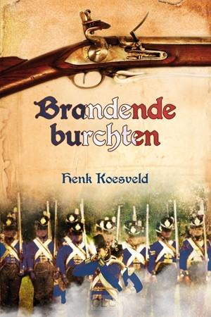 Brandende burchten (Hardcover)