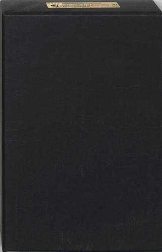HuisBijbel Statenvert. Blauw goudsnede kunstleer - 3023- (Hardcover)