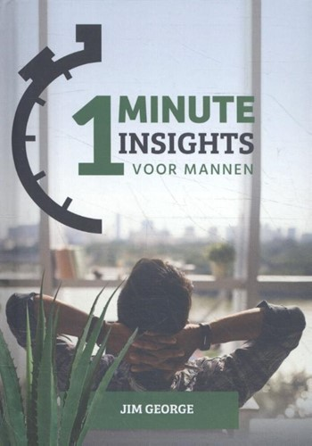 One-minute insights voor Mannen (Hardcover)